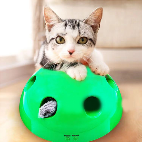 (50%OFF) Interactive Motion Cat Toy