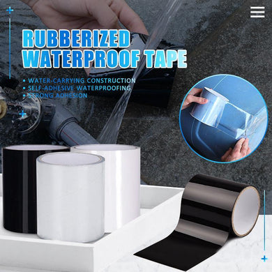 Rubberized Waterproof Tape (40% OFF)