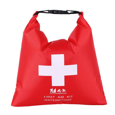 Adventure first aid storage bag