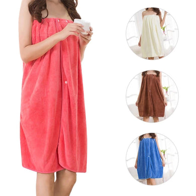 5 Colors Simple Coral Velvet Bath Towel