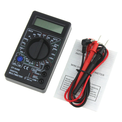 Handheld multimeter