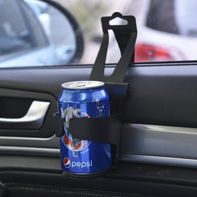 Car beverage cup holder