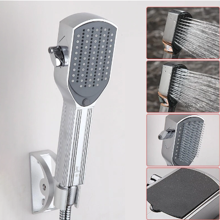 (Christmas pre-sale -40% off) Comb massage multifunctional shower