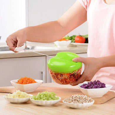 Manual Food Chopper 【Two pieces of 40% off】