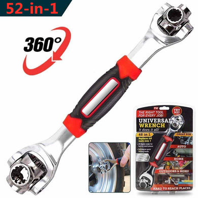 52-In-1  Universal Wrench
