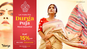 Shine in a Saree: 5 Perfect Sarees for this Durga Puja