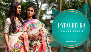 Patachitra Saree: Stories on Body