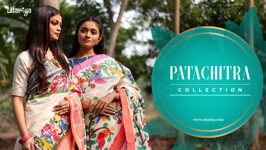 Patachitra Saree