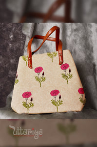 The Flower Bag - Uttariya