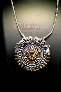 Durga jewelry set - Uttariya