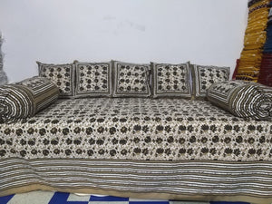 Kalamkari cushion set - Uttariya