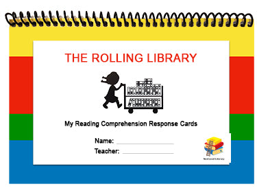 My Reading Comprehension Response Cards