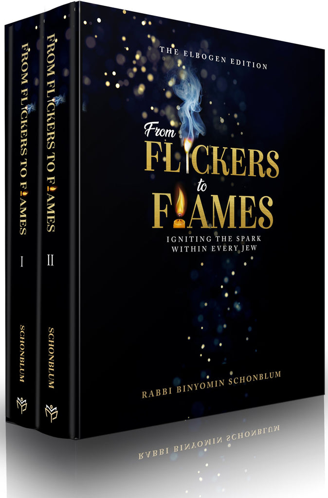 From Flickers to Flames (Two Volume Set)