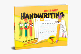 Write Away Handwriting Level 3 (Grade 4)
