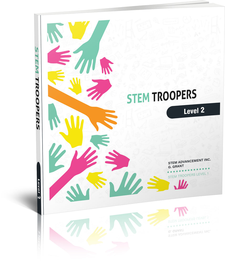 Stem Troopers, Level 2 Set of 30