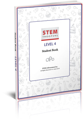 STEM Troopers, Level 4, set of 30