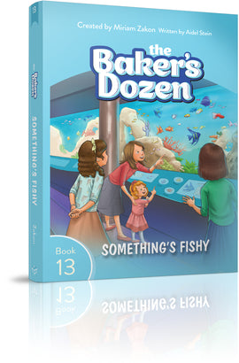 The Baker's Dozen #13 Something's Fishy