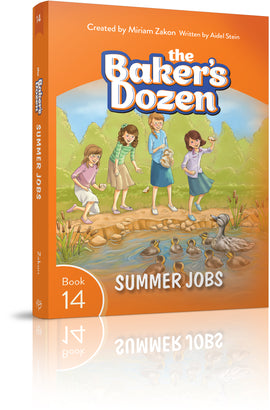 The Baker's Dozen #14: Summer Jobs