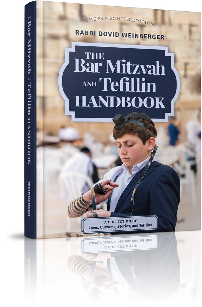 The Bar Mitzvah and Tefillin Handbook