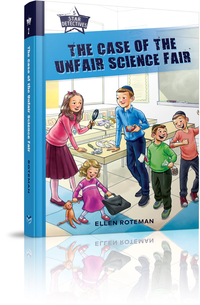 The Case of the Unfair Science Fair