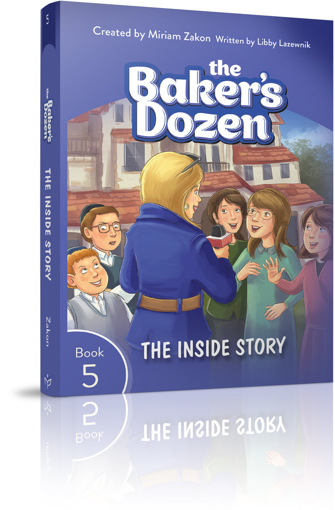 The Baker's Dozen #5: The Inside Story