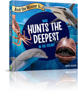And the Winner Is...Who Hunts Deepest in the Ocean