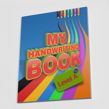 My Handwriting Book - Level A
