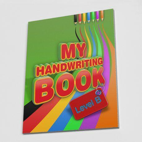 My Handwriting Book - Level B