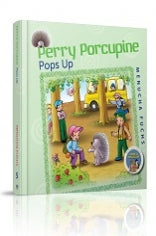 Perry Porcupine Pops Up