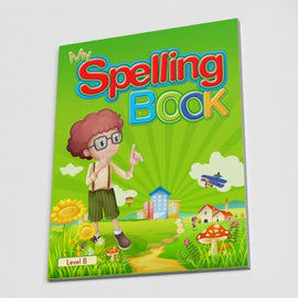 My Spelling Book - Level B