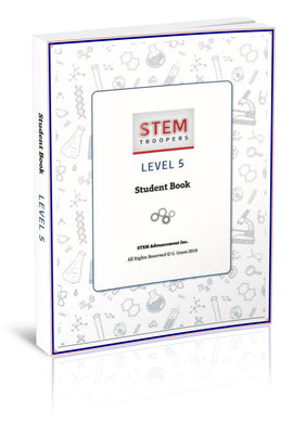 STEM Troopers, 30 Student Book- Level 5 - Set