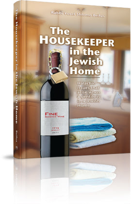 The Housekeeper in the Jewish Home