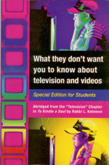 What They Don't Want You to Know about Television and Videos