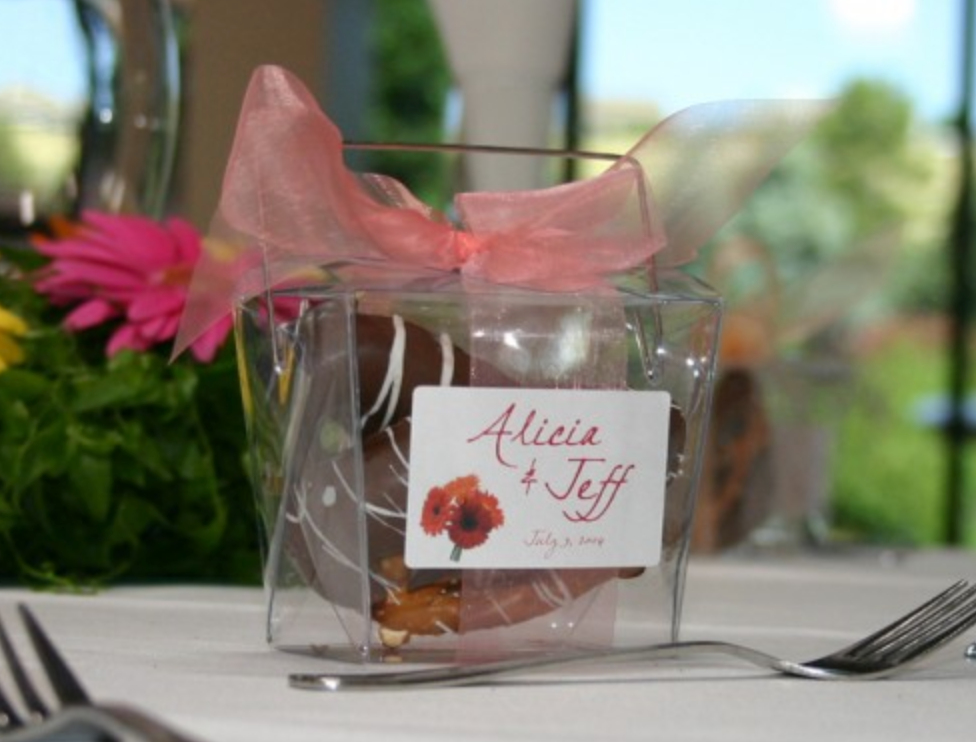 Boxed Favor (Wedding or Birthday) - 5