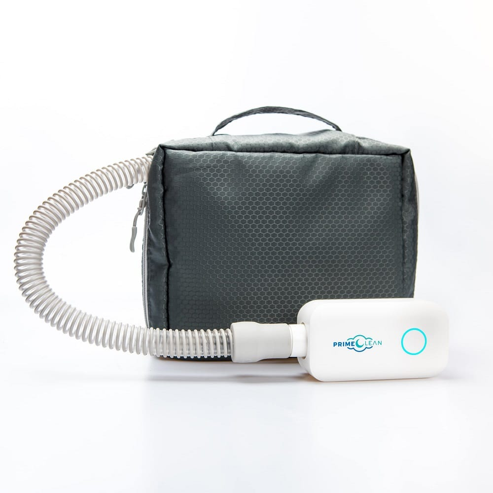 CPAP Sanitizing/Travel Bag - primeclean
