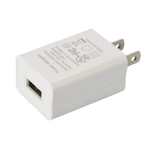 USB Plug Charger For PrimeClean