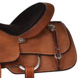 4420 BILLINGS TEAM ROPING SADDLE