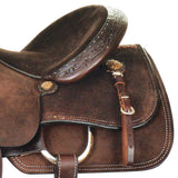 4421 LIPAN TEAM ROPING SADDLE