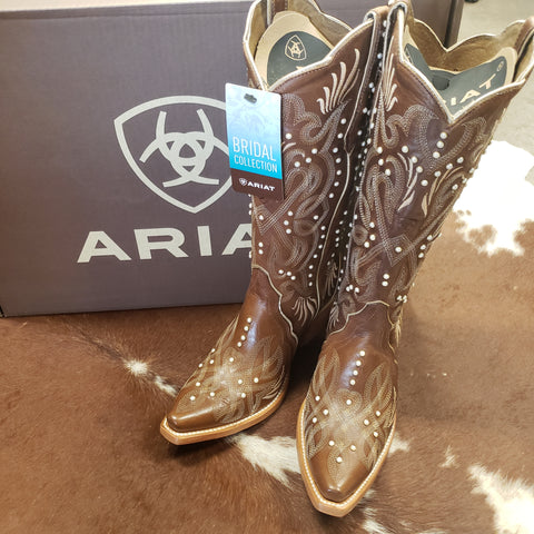 Womem's Ariat Pearl Dress Boot