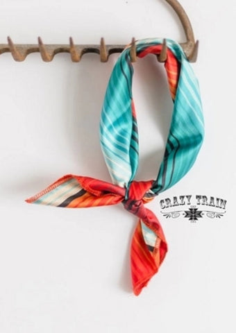 Wild Rag Mini Neck Scarf