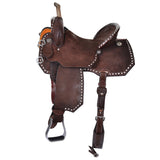 4235 TEAM CAMARILLO PINWHEEL BARREL SADDLE