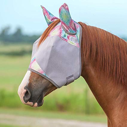 Cashel Crusader Henna Fly Mask