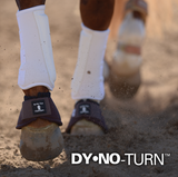 Classic Equine Dy.no-Turn Bell Boots