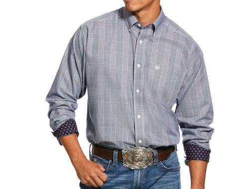Men's Ariat Wrinkle Free Indie Classic Fit Shirt