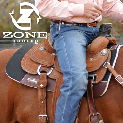 Zone Felt/ Felt Saddle Pad