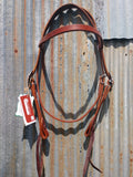 Martin Antique Silver Headstall