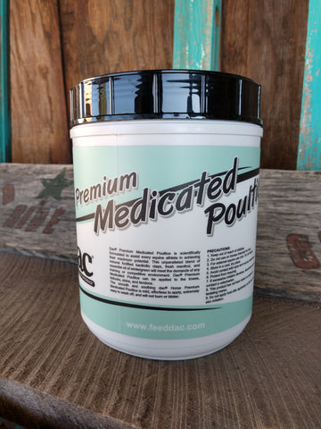 Dac Medicated Poultice