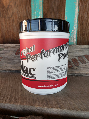 Dac Original Performance Poultice