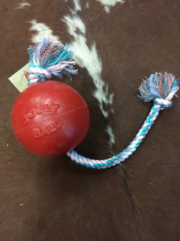 Jolly Ball with Rope
