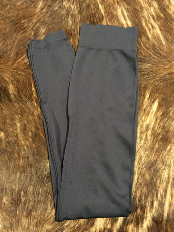 Leggings-Charcoal